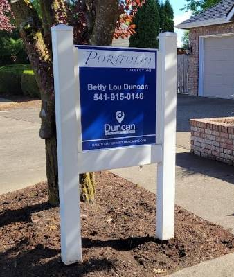 Go Oregon Fine Home Signs